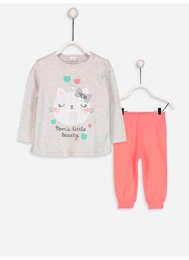 LC Waikiki Pijama Takım Renkli